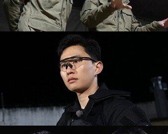 '강철부대' 한밤중 교도소 연합 작전…이진봉 활약