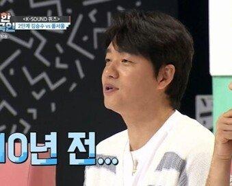 """김승수 """"연애 안 한지 10년…나이차·국적 안 따져"""""""