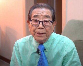 """'94세' 송해, 체중 7kg 줄어든 근황 공개 """"전국노래자랑 후임 MC 정해뒀다"""""""