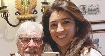 에클스턴 F1 前회장, 90세에 득남… 46세 연하 부인과 세번째 결혼