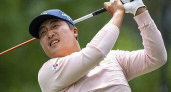 이경훈, PGA 웰스 파고 챔피언십 3R 공동 38위…매킬로이 2위 도약