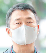 '불법 집회' 민노총위원장, 한달만에 첫조사