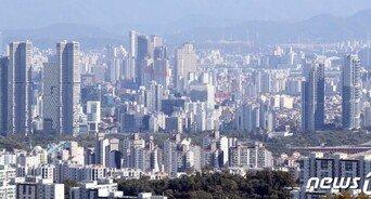 '금리인상·대출규제'에…서울 주택 매매심리 6개월만 하락 전환