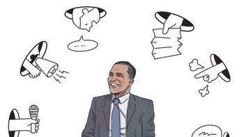 오바마에게 배우는 리더의 소통법[직장인을 위한 김호의 '생존의 방식']