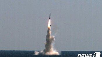 """북한 """"남한의 SLBM, 초보적 걸음마 단계 수준으로 평가"""""""