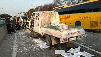 나들이 가는 10월, 교통사고 사망자 최다