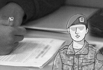 """[단독] """"난 100% 집유""""…軍경찰,'대리수능' 후임 통화 녹취파일 확보"""