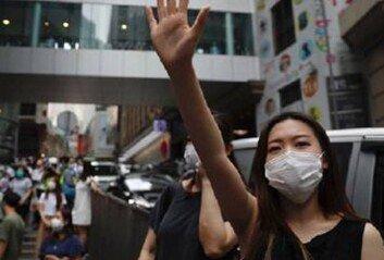 中전인대, '홍콩 보안법' 결국 가결