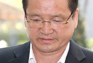 '별장 성접대 의혹' 윤중천, 2심도징역 5년 6개월…'성범죄 무죄' 판단 유지