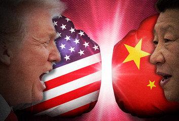미중 고래싸움에 새우등 터질라한국 경제 타격 불가피