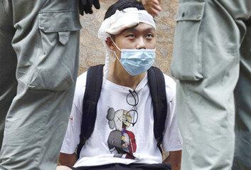 다시 불붙는 홍콩 '反中시위'의 내면극심한 빈부격차-본토에 대한 반감 겹쳐