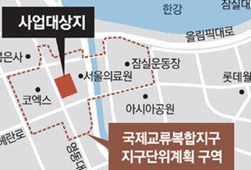 20년간 '경제효과 253조' GBC 착공강남, 반세기만에 획기적 변신