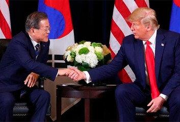 """美中갈등 개입 우려에도 文대통령 """"환영""""트럼프 'G7 확대 구상'에 적극 동참 이유는"""