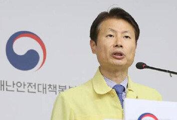 """[속보]김강립 """"4일까지 30개 교회서63명 감염, 2차 감염이 33건"""""""