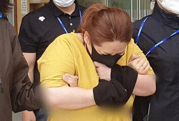 여행가방에 갇혀 공포의 7시간9살 의붓아들 끝내 숨져