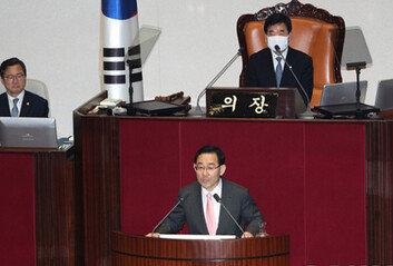 [속보] 21대 국회 첫 본회의 개의통합당, 본회의 참석 후 집단 퇴장