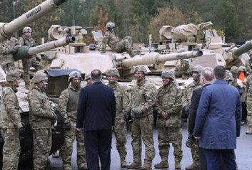 트럼프, '방위비 불만' 독일에주둔 미군 9500명 철수 명령