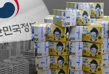 올해 국민 1인당 국가채무 1621만원1년새 200만원 급증