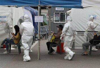'리치웨이' 확진자 3명 늘어 45명수도권 집단감염 지속