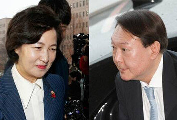"""추미애 """"수사결과만 보고받아라""""윤석열, 내일 입장 표명"""