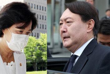 """검사장들 """"秋 수사지휘 재고 요청해야""""尹총장, 6일 입장 발표"""