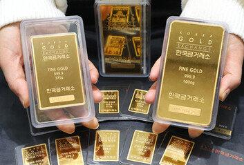 금값이 '진짜 금값'…1㎏ 골드바연초에 샀다면 1000만 원 벌었다