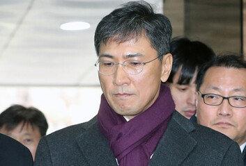 '옥중 모친상' 안희정, 일시 석방10일까지 형집행정지