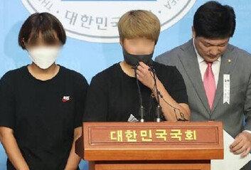"""故최숙현 동료 """"정신병자라며따돌림·폭행…지옥 구렁텅이"""""""