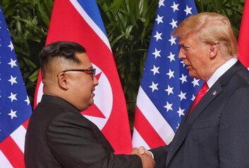 """""""도움 된다면 회담 나설 것"""" 트럼프, 3차회담 가능성 열어…北 반응은?"""