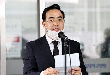"""장례위 """"박원순 영결식, 방역때문에내일 오전 유튜브 생중계로"""""""