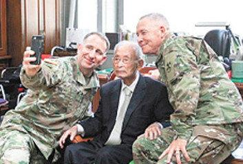 한미동맹 명장면엔 백선엽 장군이 있었다