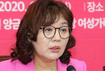 """통합당 """"성범죄 피고소인 숨져도 조사""""'박원순 피해자보호법' 발의"""