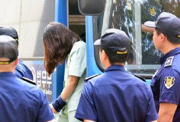 """고유정 항소심도 무기징역""""의붓아들 살해는 무죄"""""""
