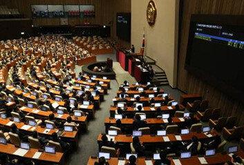 [속보]공수처 후속 3법 국회 통과공수처장 인사청문 대상 포함