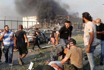 레바논 베이루트서 큰 폭발 사고최소 73명 사망·3700명 부상