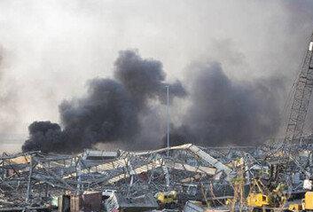 '레바논 폭발' 외부공격이냐, 인재냐이해관계 따라 해석 '분분'