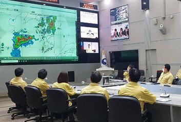 정부, '폭우 피해' 경기·충북·충남·강원에70억 특별교부세 긴급 지원