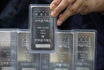 """""""銀에 투자하라""""…金보다 銀이 투자 가치로더 유망한 4가지 이유"""