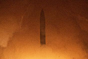 """""""北 핵소형화"""" 다음날 美 ICBM 쐈다…대북 경고"""