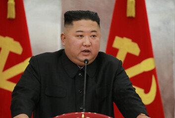 北 김정은, '코로나 봉쇄' 개성시 특별 지원 결정