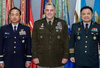 美, 10월초 한미일 합참의장 회동 제의3국 군사공조로 中견제 포석