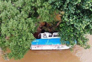 춘천 의암댐 사고 실종자 2명숨진 채 발견…1명은 경찰관