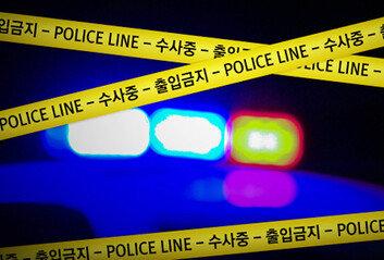 교통사고 피해자 버스정류장에유기한 40대 구속영장
