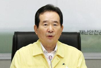 """丁총리 """"전남·북, 특별재난지역선제적 선포 신속히 진행"""""""