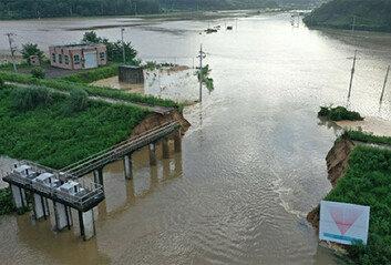 정부 '4대강 합동조사단' 구성…둑 터진 낙동강부터 점검한다