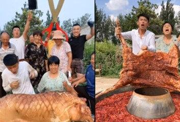 시진핑 '음식 낭비마라' 한마디에…中 먹방에 '불똥'