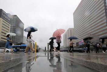 올여름, 기상관측 사상 두 번째로많은 비 왔다