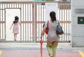 10개 시·도 7018개교등교 불발…학생 5명·교직원 2명 확진