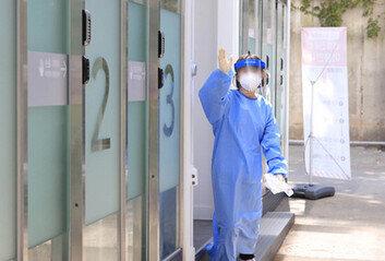 신규확진 110명, 37일째 세자리…수도권 환자 누적 1만명 육박