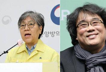 정은경·봉준호, 美타임지 '영향력 있는 100인'선정…文대통령 소개글도 실어